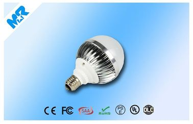 China Energiesparende 130lm/w Metallhalogenid-Ersatz-Basis E26/E27 der hohen Helligkeits-9watt LED der Birnen-50w distributeur